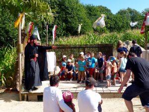 Le Labyrinthe de Pont-Aven et sa ferme 2017:  Sur les traces d'Aladdin
