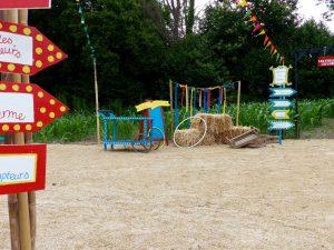 Le Labyrinthe de Pont-Aven et sa ferme 2015 : le cirque en folie !